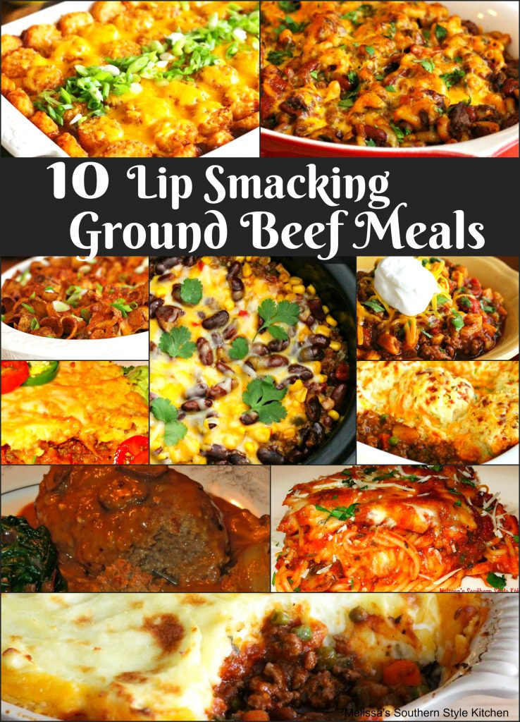 Dinner With Ground Beef  10 Lip Smacking Ground Beef Meals