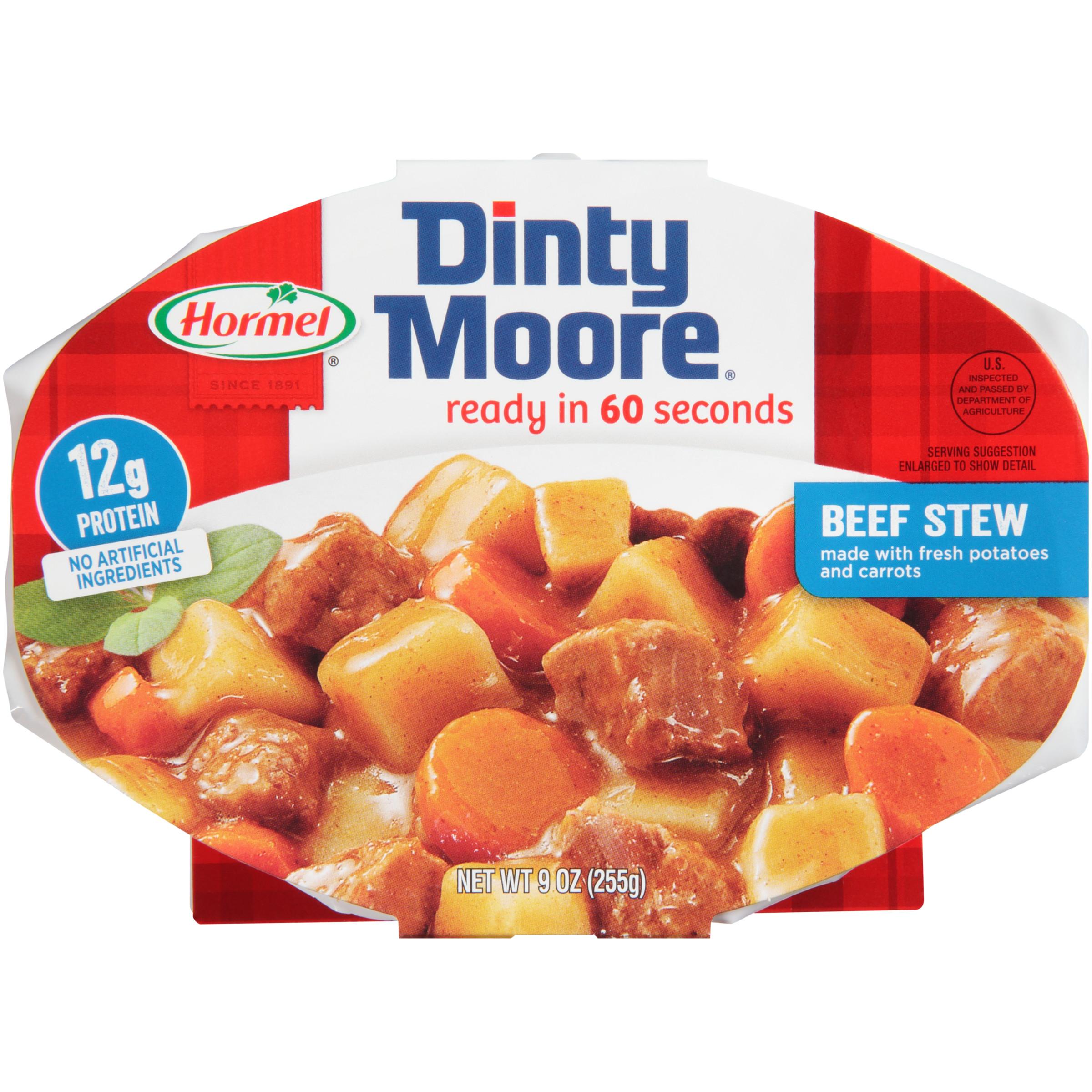 Dinty Moore Beef Stew Recipe  Dinty Moore Beef Stew 10 oz 283 g