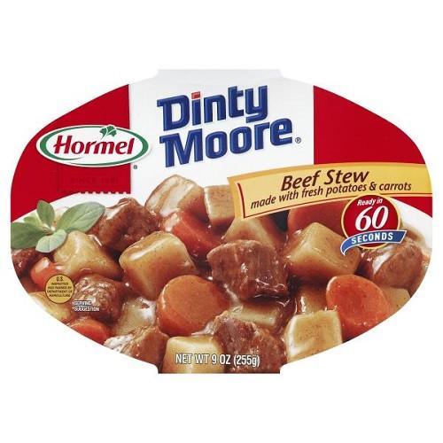 Dinty Moore Beef Stew Recipe  Dinty Moore Beef Stew 9 oz