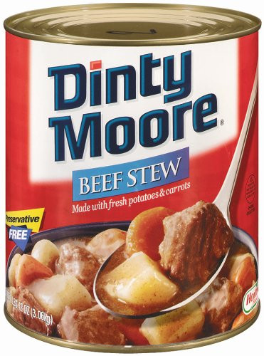 Dinty Moore Beef Stew Recipe  Dinty Moore Beef Stew 108 Ounce