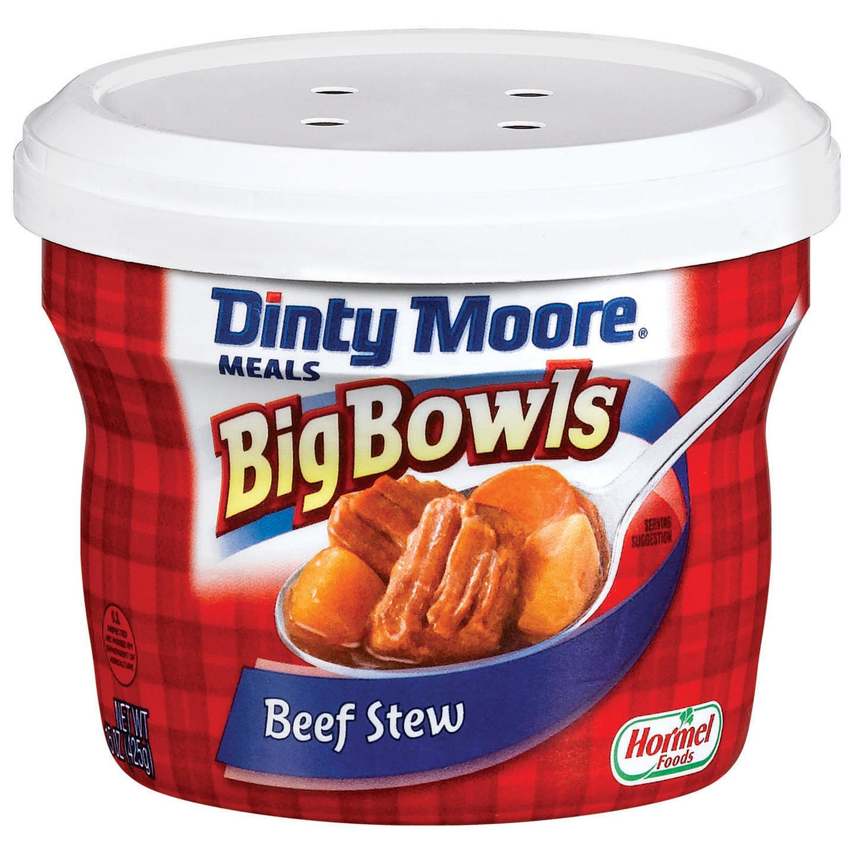Dinty Moore Beef Stew Recipe  Dinty Moore Big Bowls Beef Stew 15 oz 425 g