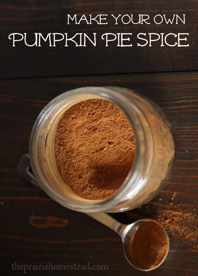 Diy Pumpkin Pie Spice  Pumpkin Pie Spice Recipe