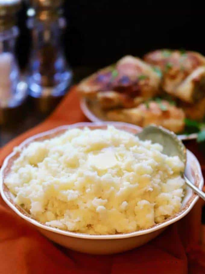 Do Ahead Mashed Potatoes  9 Amazing Menus for Your Special Easter Dinner The Pudge