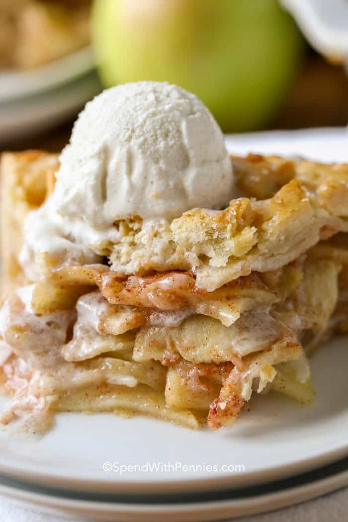 Does Apple Pie Need To Be Refrigerated  Apple Pie Recipe Spend With Pennies