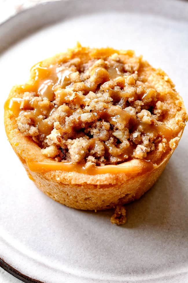 Does Apple Pie Need To Be Refrigerated  Mini Caramel Apple Pies with Sugar Cookie Crust VIDEO
