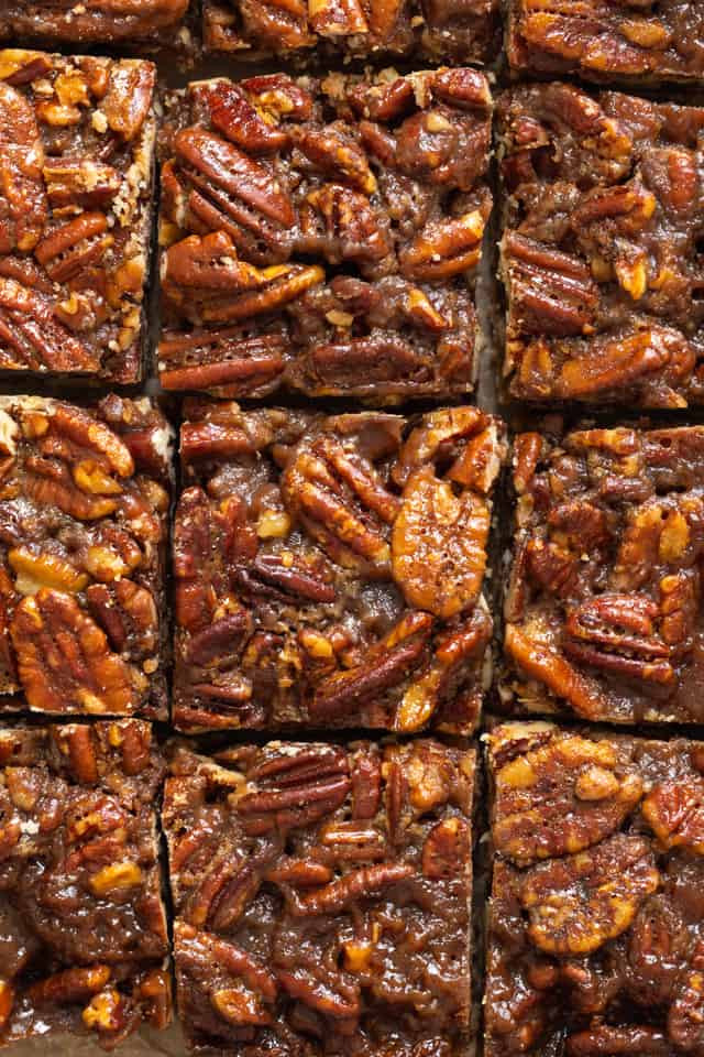Does Pecan Pie Need To Be Refrigerated  Basic Pecan Pie Bars Recipe
