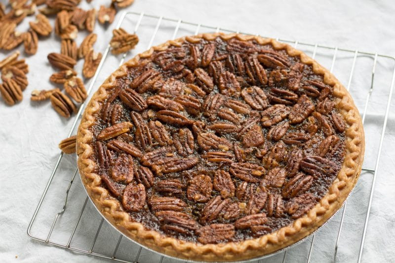 Does Pecan Pie Need To Be Refrigerated  Vintage Southern Pecan Pie with Baking Tips
