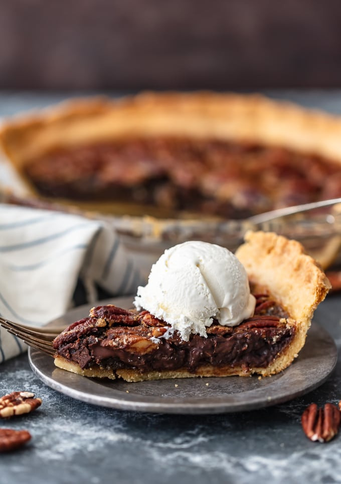 Does Pecan Pie Need To Be Refrigerated  Chocolate Pecan Pie Recipe Chocolate Bourbon Pecan Pie