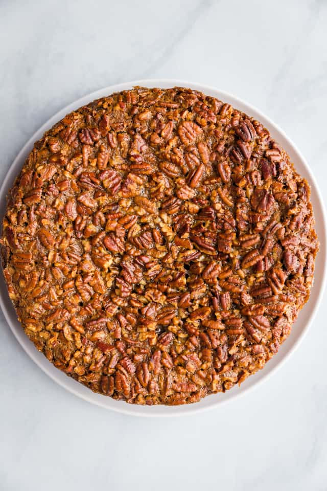 Does Pecan Pie Need To Be Refrigerated  Pecan Pie Cheesecake Recipe
