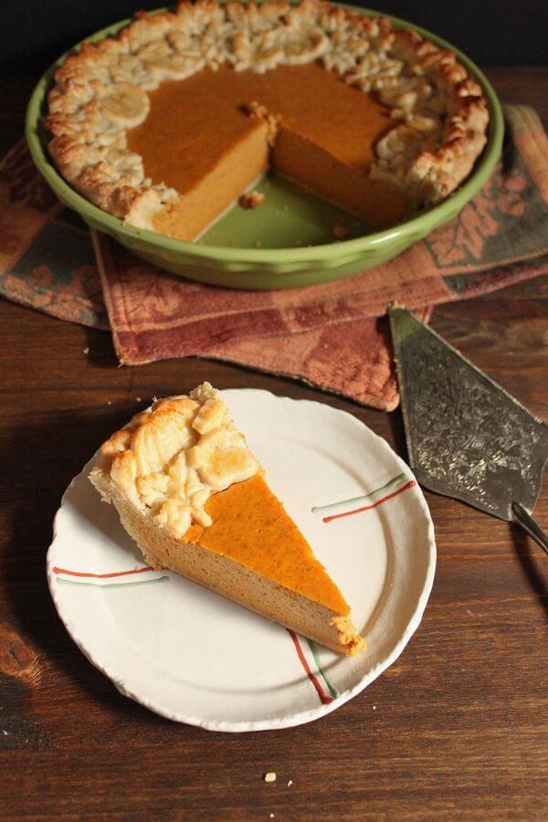 Does Pumpkin Pie Have To Be Refrigerated  Pumpkin Pie with Decorative Crust Wild Wild Whisk