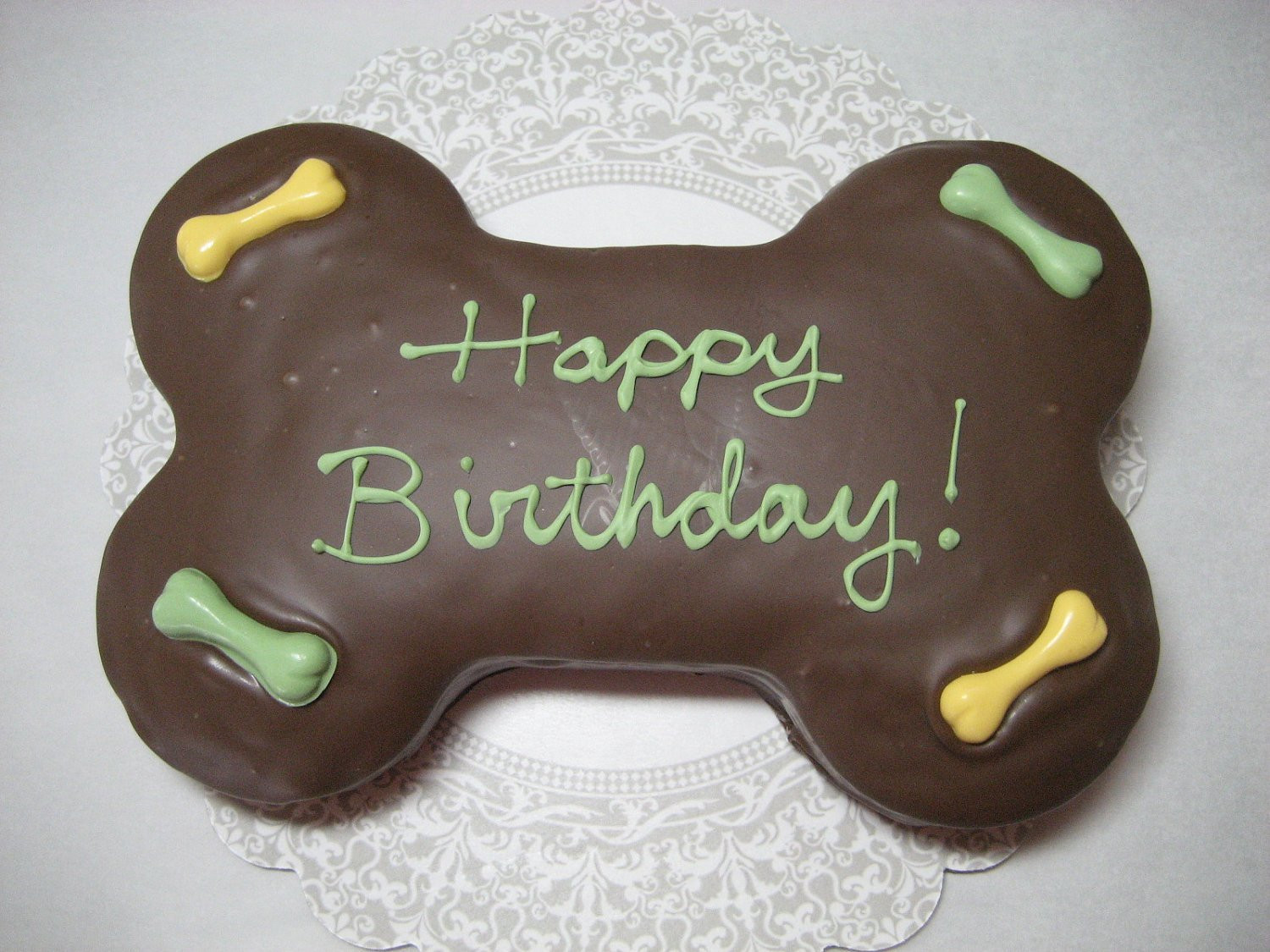 Dog Birthday Cake  Gourmet Dog Treats Dog Birthday Cake