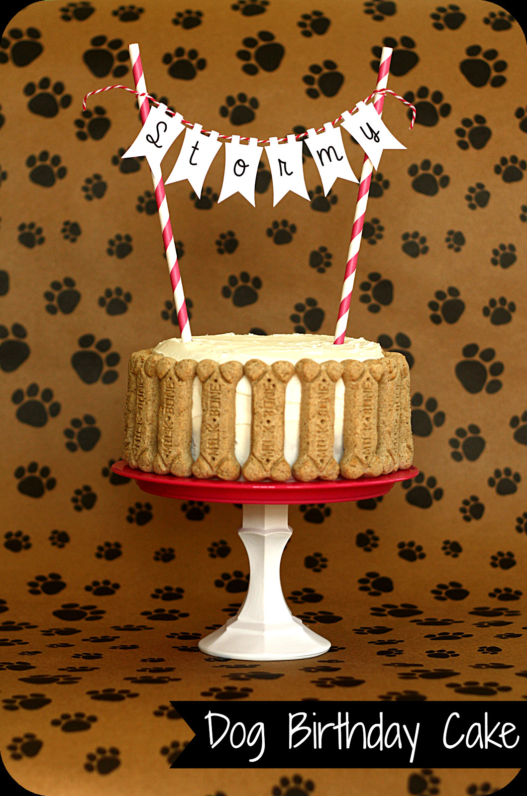 Dog Birthday Cake  Keeping My Cents ¢¢¢ Dog Birthday