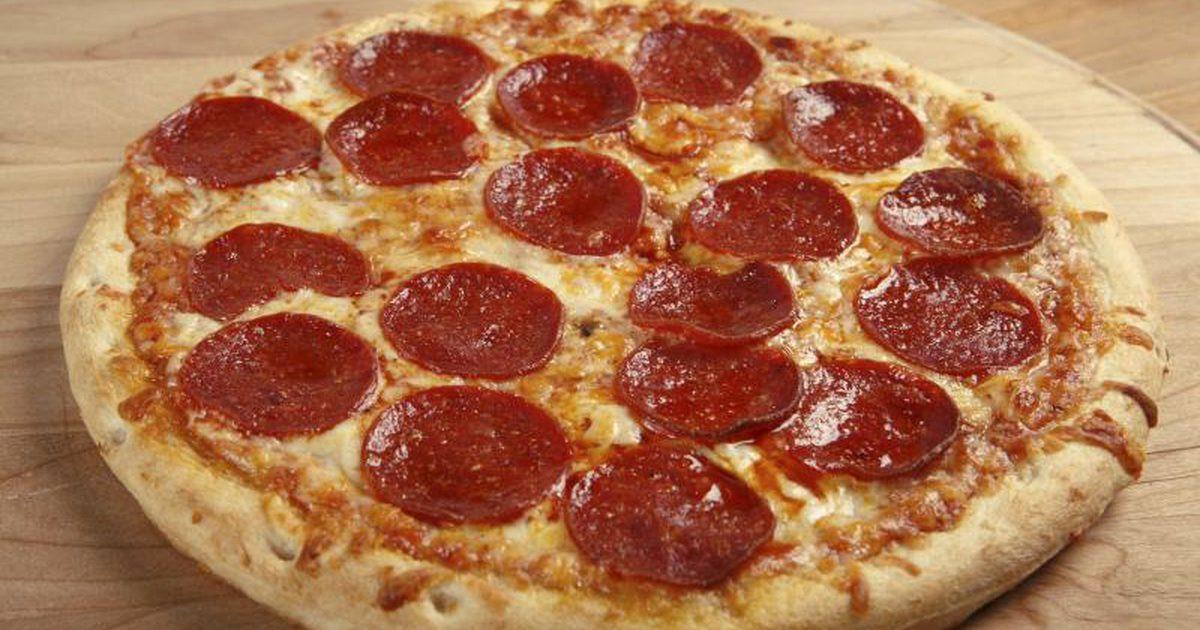 Domino'S Pepperoni Pizza Calories  Pepperoni Pizza Calories