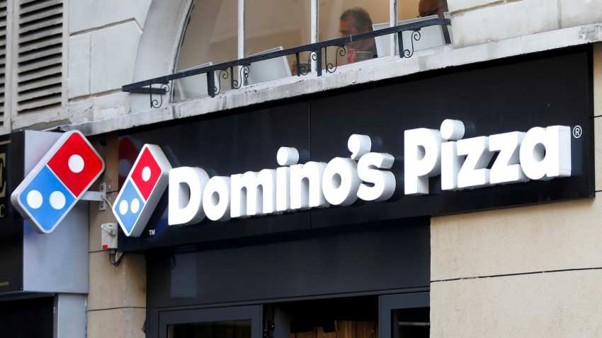 Domino'S Veggie Pizza  Domino s Pizza is a boon for McDonald s in India