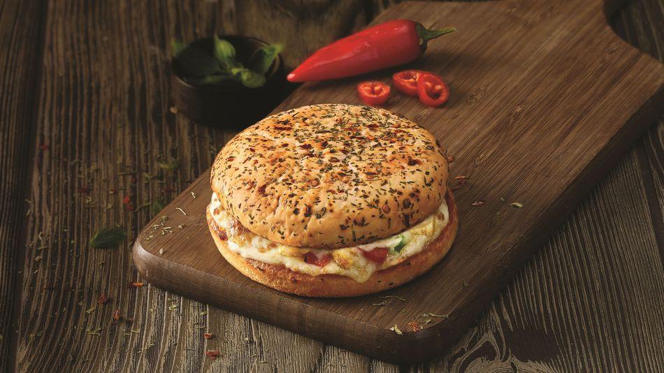 Domino'S Veggie Pizza  ImmedTech Domino s India s burger pizza is the
