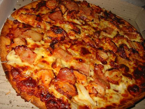 Dominos Bbq Chicken Pizza  Bbq chicken pizza dominos