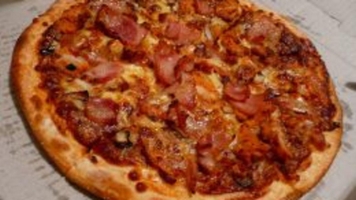 Dominos Bbq Chicken Pizza  hawaiian bbq pizza dominos