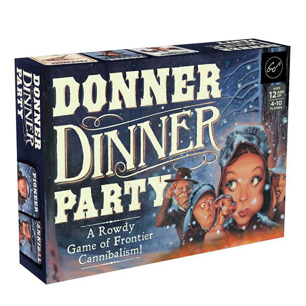 Donner Dinner Party  Donner Dinner Party