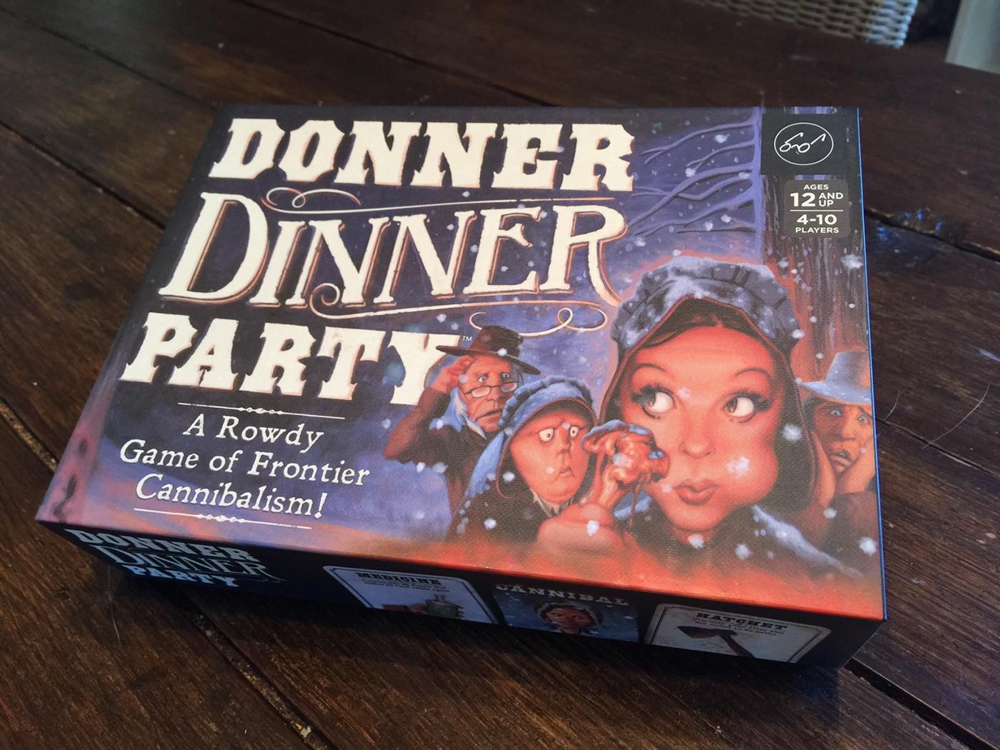 Donner Dinner Party  Donner Archives GreenHookGames