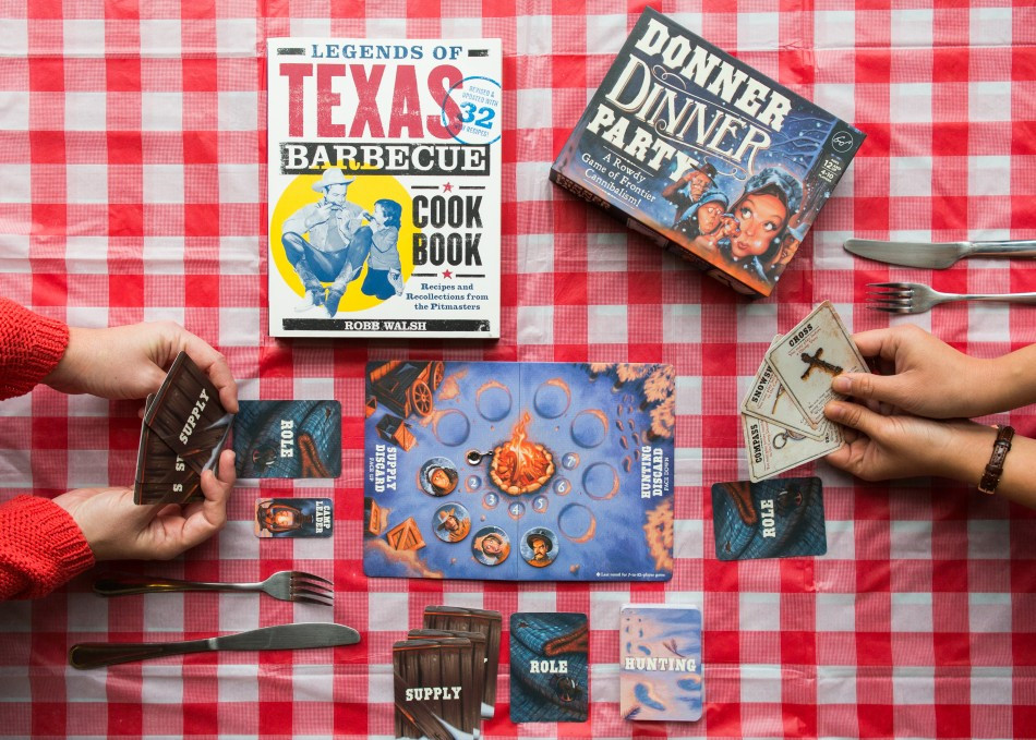 Donner Dinner Party  5 Recipe Pairings to Level Up Your Game Night Chronicle