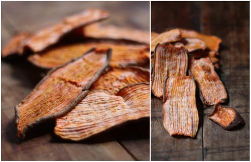 Dried Sweet Potato  How To Make Sweet Potato Dog Chew Treats