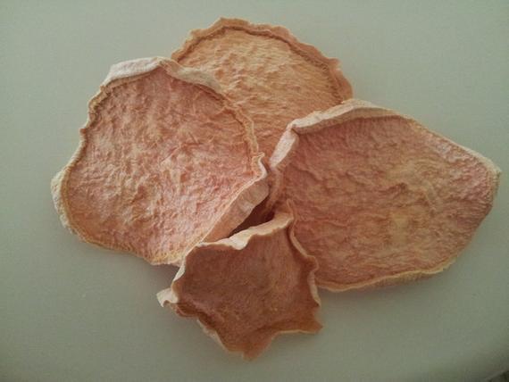 Dried Sweet Potato  Dried Sweet Potato Dog Treats Healthy and by ChewsNaturally