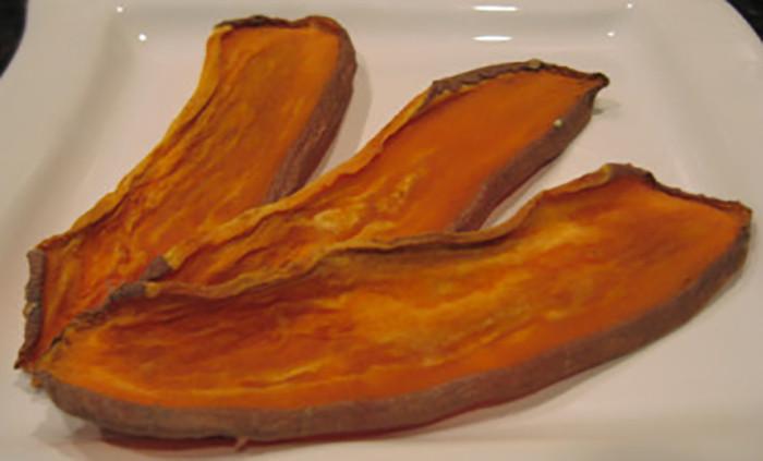 Dried Sweet Potato  Recipe Easiest Dried Sweet Potato Doggie Chews Ever