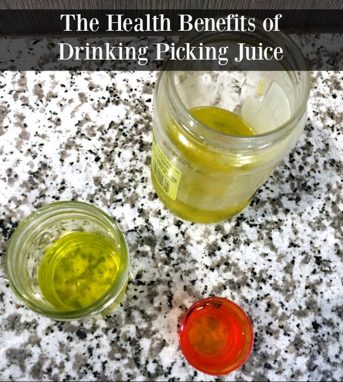 Drinking Pickle Juice  5 Health Benefits of Drinking Pickle Juice You Need to Know