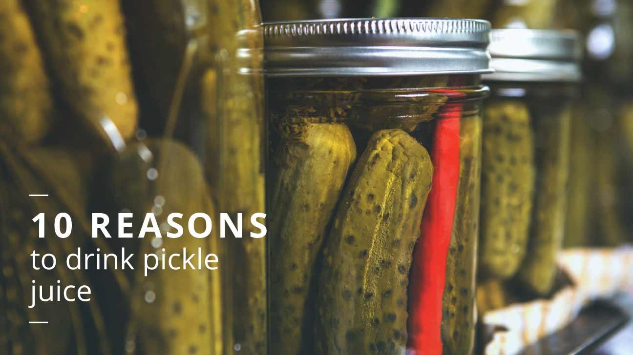 Drinking Pickle Juice  Drinking Pickle Juice Healthy Benefits