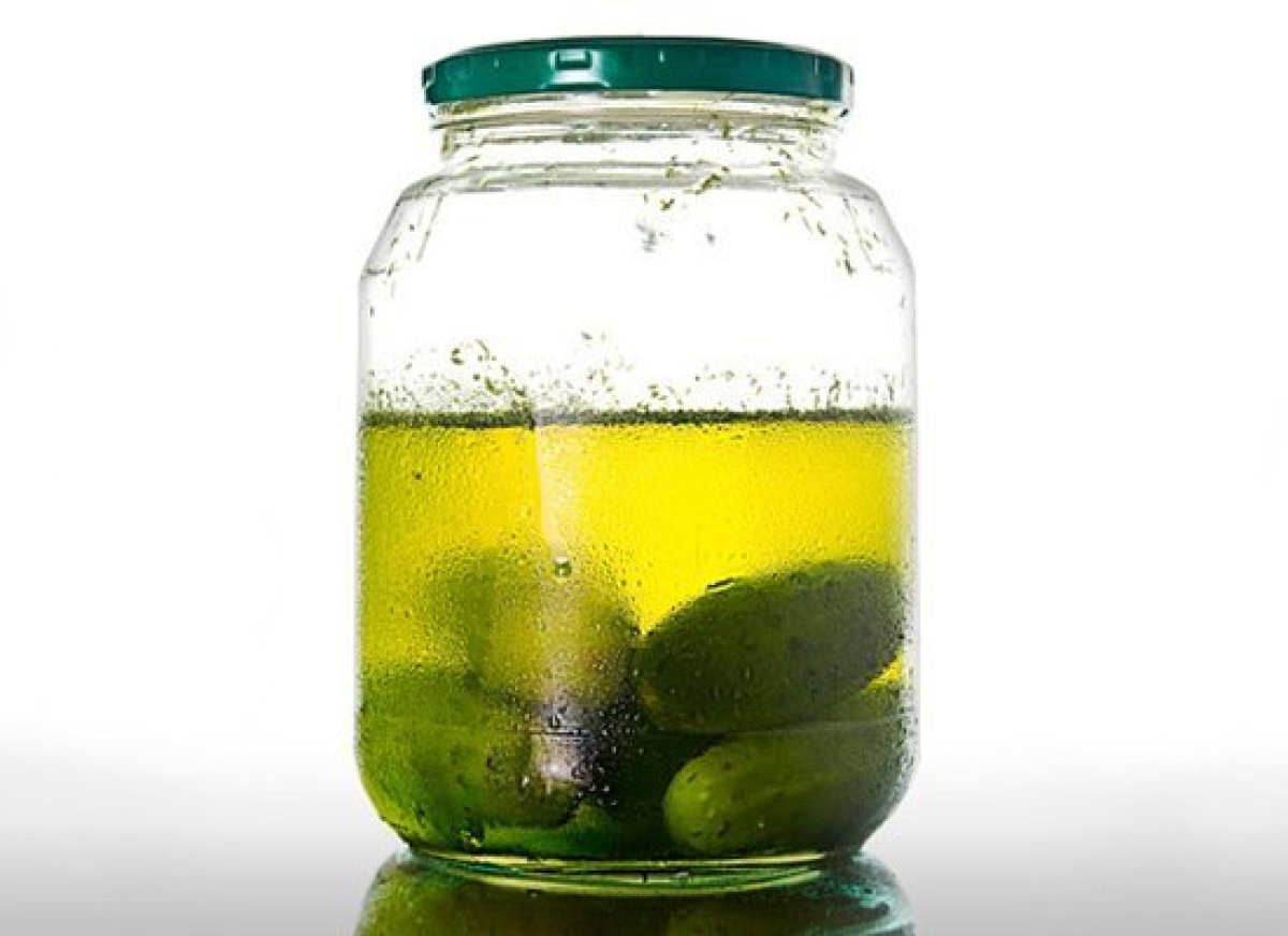 Drinking Pickle Juice  Why You Should Drink Pickle Juice Every Day