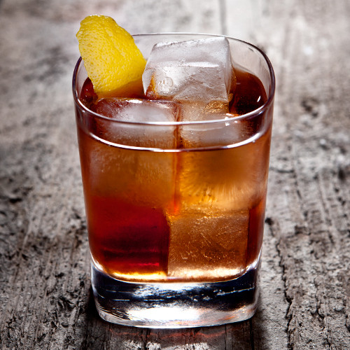 Drinks Made With Bourbon  Ginger Rabbit Cocktail Recipe