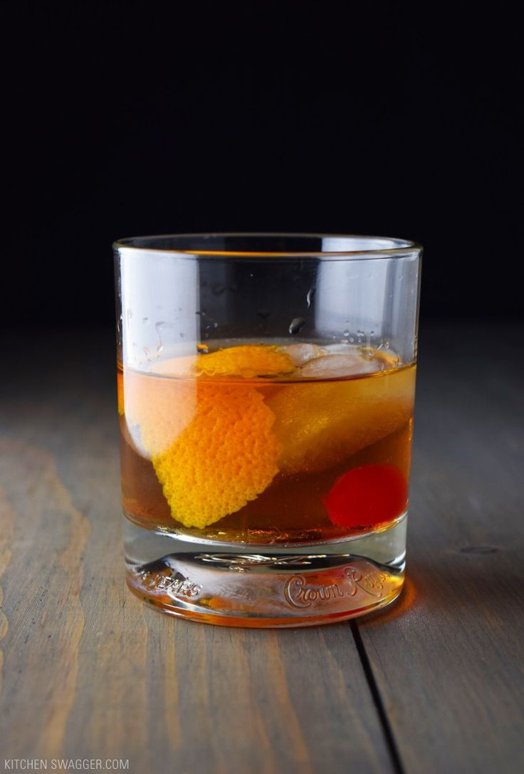 Drinks Made With Bourbon  simple whiskey drinks