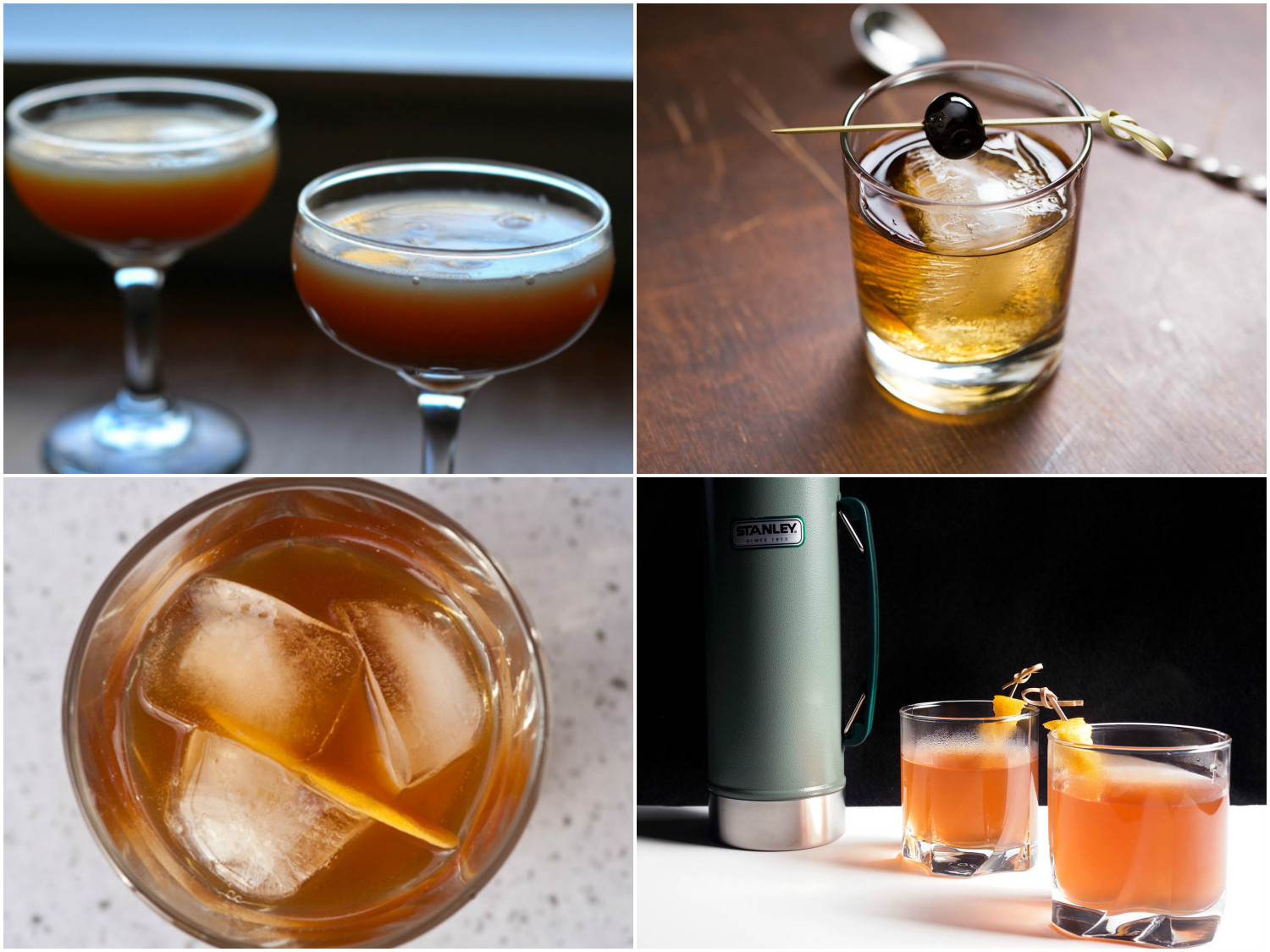 Drinks Made With Bourbon  What to Make With Rye Whiskey 23 Delicious Cocktails