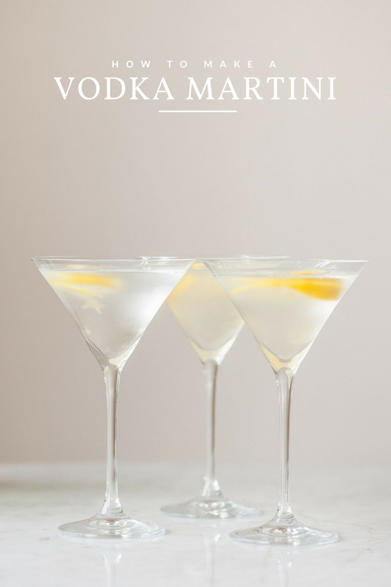 Drinks Made With Vodka  Celebrations Design — The Sweetest Occasion