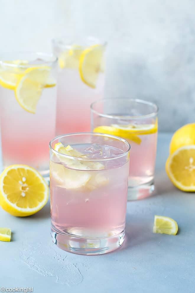 Drinks Made With Vodka  Pink Lemonade Vodka Cocktail Cooking LSL