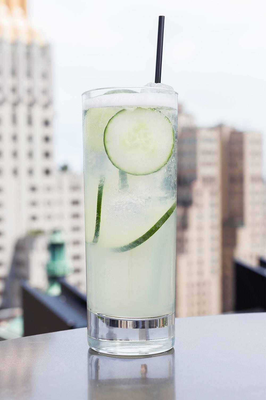 Drinks Mix With Vodka  Best Rooftop Lemonade Recipe How to Make Rooftop Lemonade