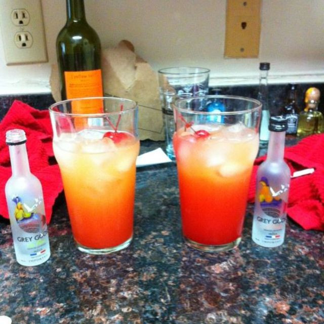 Drinks Mix With Vodka  grey goose vodka mixed drinks