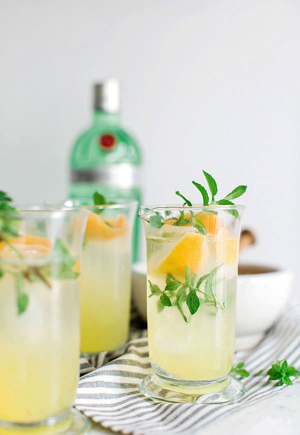 Drinks To Make With Gin  10 Gin Cocktails To Make At Home – Saucey