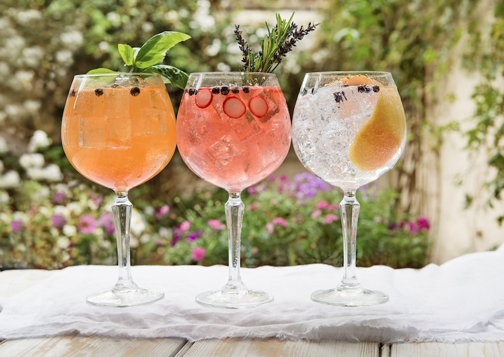 Drinks To Make With Gin  Bottoms Up Easy Gin Cocktail Recipes