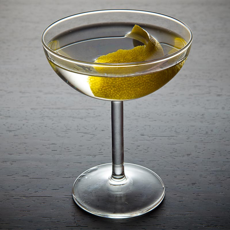 Drinks To Make With Gin  Dukes Gin Classic Martini Recipe