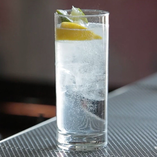 Drinks To Make With Gin  Gin and Tonic Cocktail Recipe