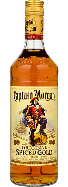 Drinks With Captain Morgan Spiced Rum  Captain Morgan Spiced Rum DrinksDirect