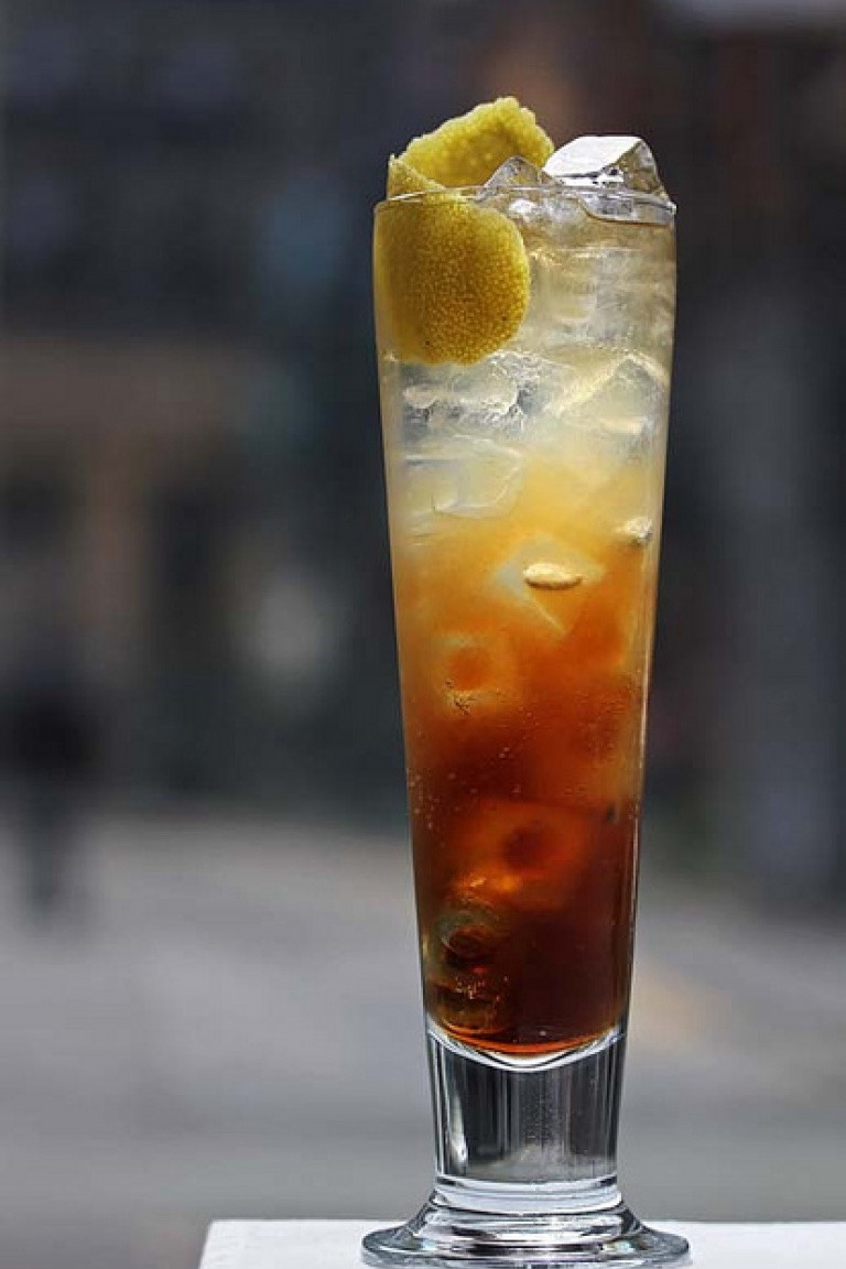 Drinks With Dark Rum  Dark and Stormy cocktail recipe the best rum drink in the