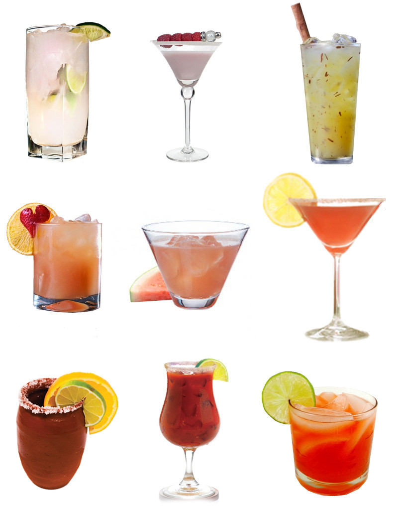 Drinks With Tequila  Tequila Based Cocktails For Your Wedding Wedding Tequila