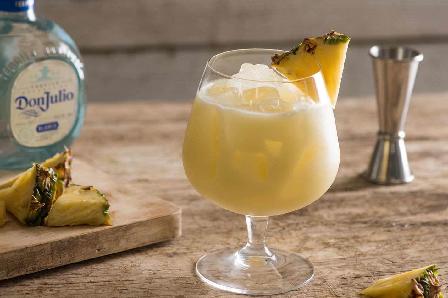 Drinks With Tequila  How To Make Tequila Pina Colada Cocktail Recipe