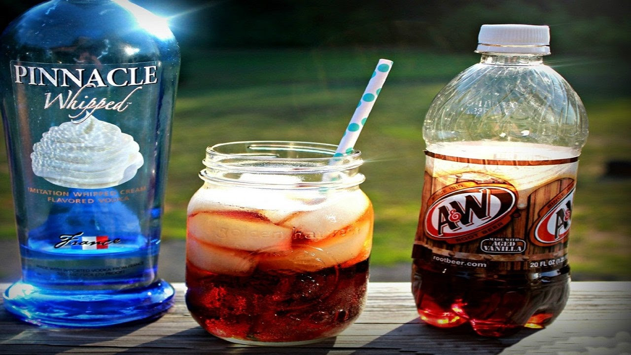 Drinks With Whipped Cream Vodka  Ten Recipes for Drinks You Can Make With a Bottle Whipped