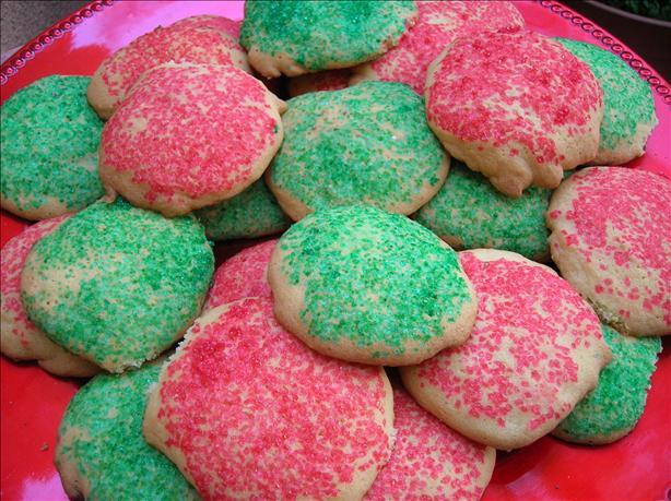 Drop Sugar Cookies  Cakes Cookies & Pies