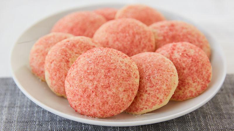 Drop Sugar Cookies  Stir and Drop Sugar Cookies Recipe BettyCrocker