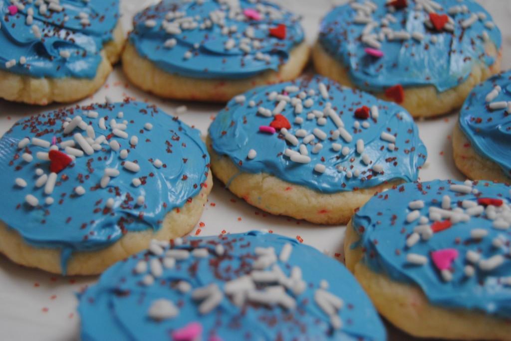Drop Sugar Cookies  bisquick drop sugar cookies