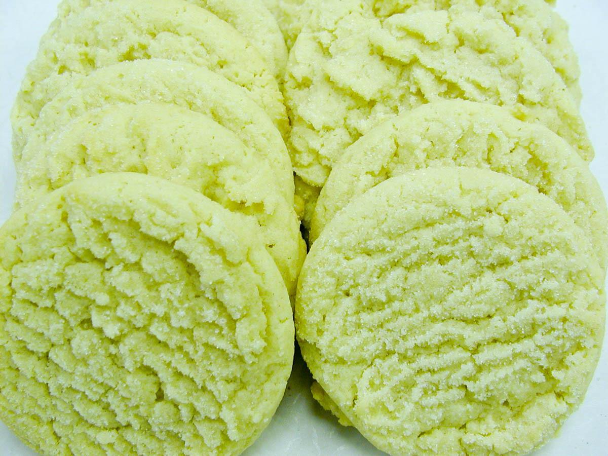 Drop Sugar Cookies  Drop Cookies